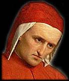 Retrato de  Dante Alighieri (Anônimo)